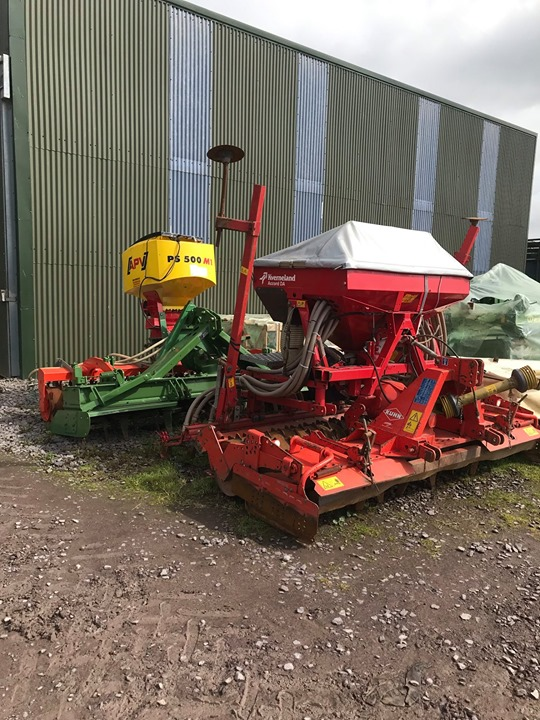 For Sale Kuhn 1 Pass 3003 Amazone 1 Pass 3000